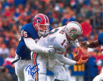 Bryce Paup Autographed Buffalo Bills 8x10 Photo