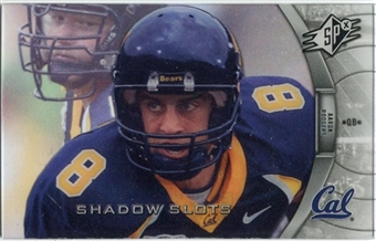 2012 Upper Deck SPx Shadow Slots Pose 3 #AR3 Aaron Rodgers