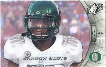 2012 Upper Deck SPx Shadow Slots Pose 3 #LJ3 LaMichael James