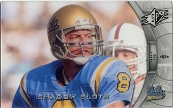 2012 Upper Deck SPx Shadow Slots Pose 4 #TA4 Troy Aikman
