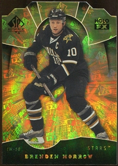 2008/09 Upper Deck SP Authentic Holoview FX Die Cuts #FX55 Brenden Morrow