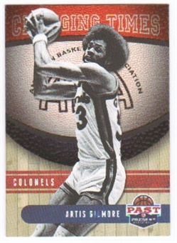 2011/12 Panini Past and Present Changing Times #14 Artis Gilmore