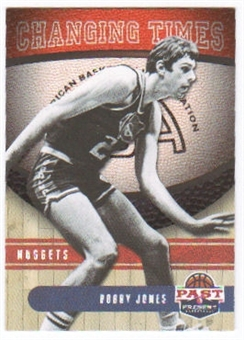 2011/12 Panini Past and Present Changing Times #20 Bobby Jones