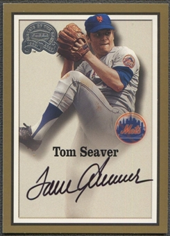 2000 Greats of the Game #76 Tom Seaver Auto