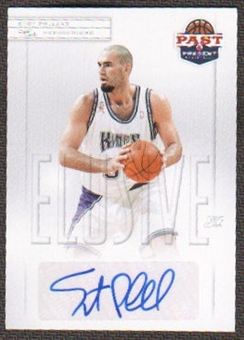 2011/12 Past and Present Elusive Ink Autographs #SP Scot Pollard Autograph