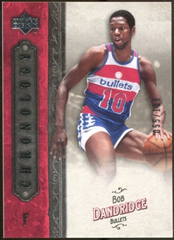 2006/07 Upper Deck Chronology #12 Bob Dandridge /199