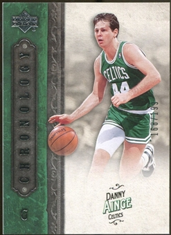 2006/07 Upper Deck Chronology #23 Danny Ainge /199