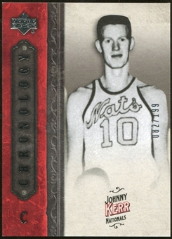 2006/07 Upper Deck Chronology #48 Johnny Kerr /199