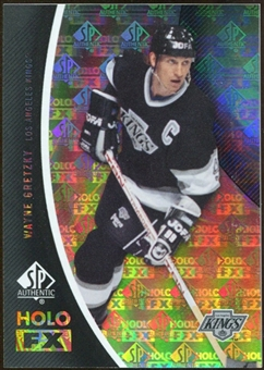 2010/11 Upper Deck SP Authentic Holoview FX #FX1 Wayne Gretzky