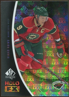 2010/11 Upper Deck SP Authentic Holoview FX #FX2 Mikko Koivu