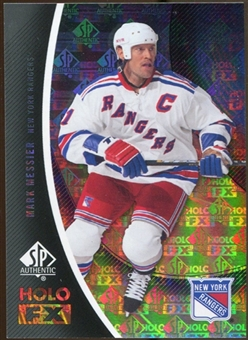 2010/11 Upper Deck SP Authentic Holoview FX #FX11 Mark Messier