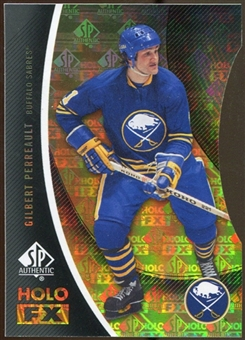2010/11 Upper Deck SP Authentic Holoview FX Die Cuts #FX3 Gilbert Perreault