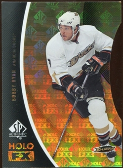 2010/11 Upper Deck SP Authentic Holoview FX Die Cuts #FX32 Bobby Ryan