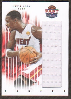 2011/12 Panini Past and Present Gamers Jerseys #23 Chris Bosh
