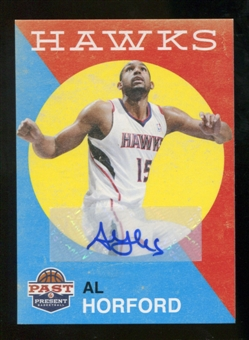 2011/12 Panini Past and Present Autographs #133 Al Horford Autograph