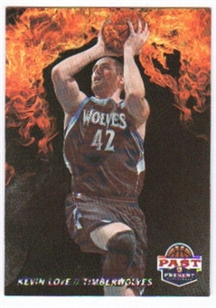 2011/12 Panini Past and Present Fireworks #13 Kevin Love