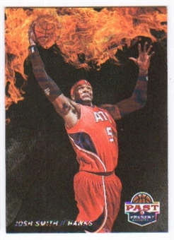 2011/12 Panini Past and Present Fireworks #17 Josh Smith