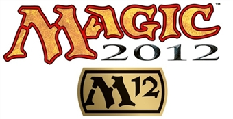 Magic the Gathering 2012 A Complete Set NEAR MINT (8 foils)