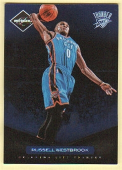 2011/12 Panini Limited #33 Russell Westbrook /299