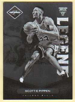 2011/12 Panini Limited #128 Scottie Pippen /299