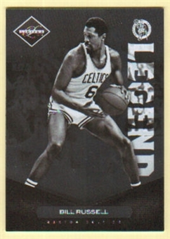 2011/12 Panini Limited #146 Bill Russell /299