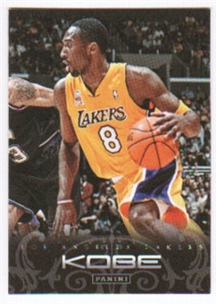 2012/13 Panini Kobe Anthology #62 Kobe Bryant
