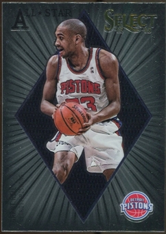 2012/13 Panini Select All-Star Selections #11 Grant Hill