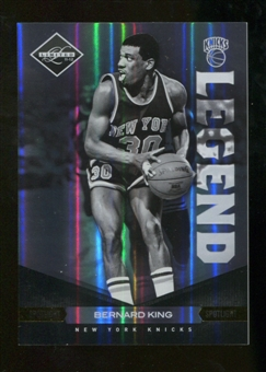 2011/12 Panini Limited Gold Spotlight #133 Bernard King 06/25