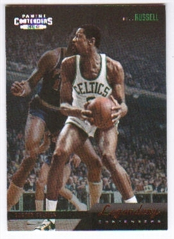 2012/13 Panini Contenders Legendary Contenders #16 Bill Russell