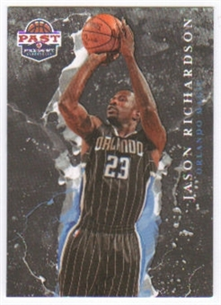 2011/12 Panini Past and Present Raining 3's #12 Jason Richardson