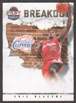 2011/12 Panini Past and Present Breakout #24 Eric Bledsoe