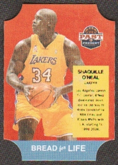 2011/12 Panini Past and Present Bread for Life #30 Shaquille O'Neal