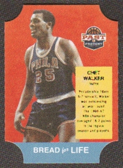2011/12 Panini Past and Present Bread for Life #47 Chet Walker