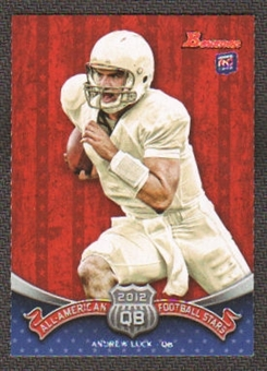 2012 Topps Bowman All-Americans #BAAAL Andrew Luck