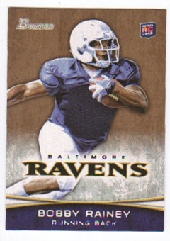 2012 Topps Bowman Gold #163 Bobby Rainey
