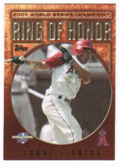 2009 Topps Ring Of Honor #RH83 Chone Figgins