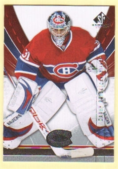 2009/10 Upper Deck SP Game Used #52 Carey Price