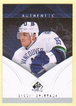 2009/10 Upper Deck SP Game Used #114 Sergei Shirokov RC /699