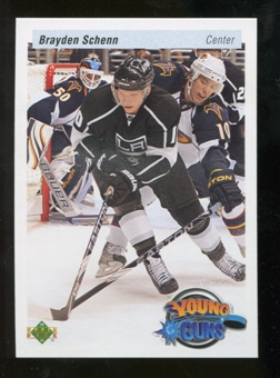 2010/11 Upper Deck 20th Anniversary Parallel #223 Brayden Schenn YG