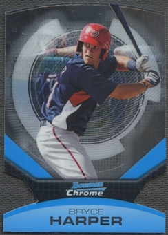 2011 Bowman Chrome #1 Bryce Harper Rookie Futures
