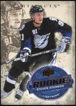 2008/09 Upper Deck Artifacts #274 Steven Stamkos RC /999