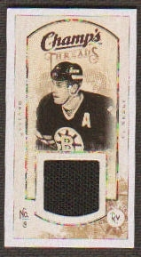 2009/10 Upper Deck Champ's Threads #MTCN Cam Neely