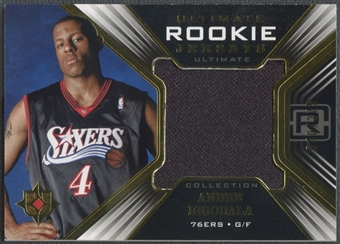 2004/05 Ultimate Collection #AI Andre Iguodala Rookie Jersey #040/275