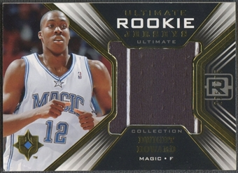 2004/05 Ultimate Collection #DH Dwight Howard Rookie Jersey #235/275