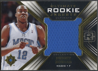 2004/05 Ultimate Collection #DH Dwight Howard Rookie Jersey #205/275