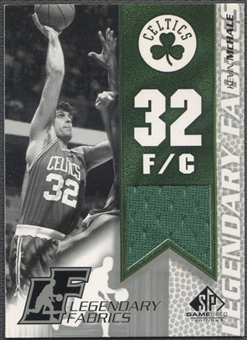 2003/04 SP Game Used #KML Kevin McHale Legendary Fabrics Jersey