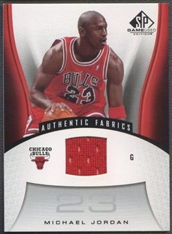 2006/07 SP Game Used #113 Michael Jordan Jersey SP