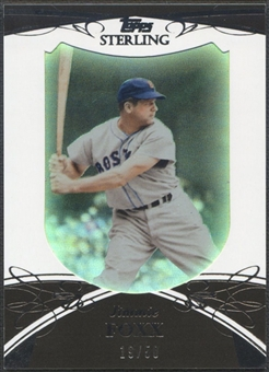 2010 Topps Sterling #71 Jimmie Foxx Framed White #19/50