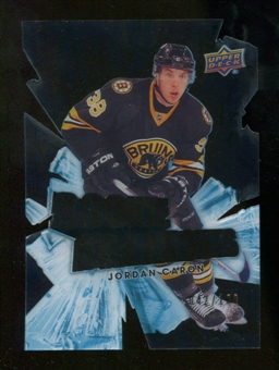 2010/11 Upper Deck Rookie Breakouts #RB5 Jordan Caron /100