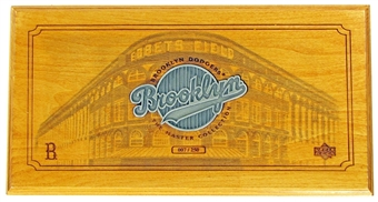 2000 Upper Deck Brooklyn Dodgers Master Collection Baseball Factory Set